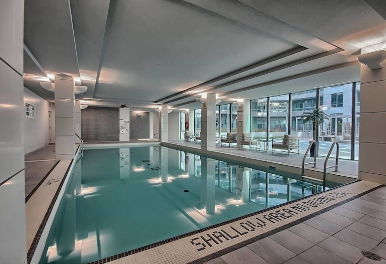 Luxury Condo, Toronto, Indoor Pool