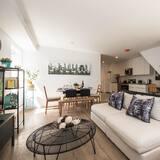 Māja (3 Bedrooms) - Dzīvojamā zona