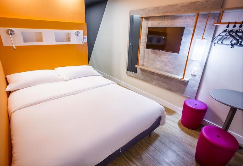 ibis budget Uberlandia (Opening November 2018), Uberlandia, Dvivietis kambarys, 1 standartinė dvigulė lova, Svečių kambarys