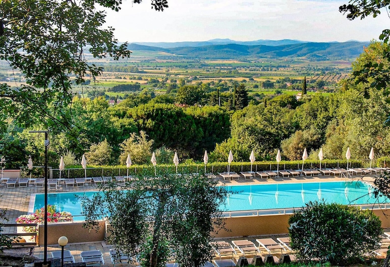 Vallicella Glamping Resort, Scarlino, Outdoor Pool