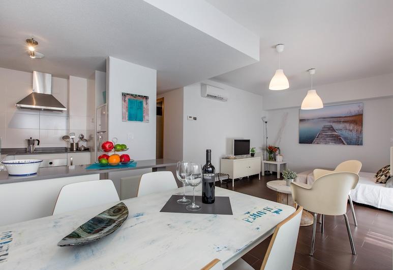 Apartamento La Gata Madrid, Madrid, Apartment, 2Schlafzimmer, Nichtraucher, Zimmer