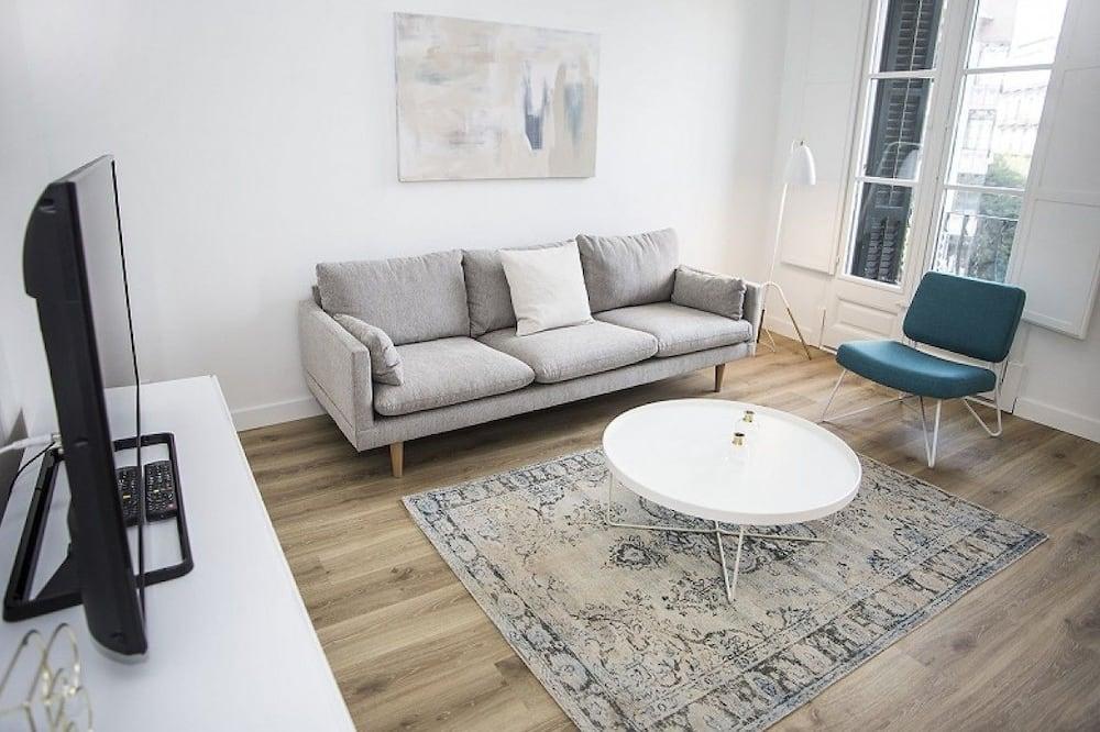 Apart Daire, 3 Yatak Odası (I) - Oturma Alanı