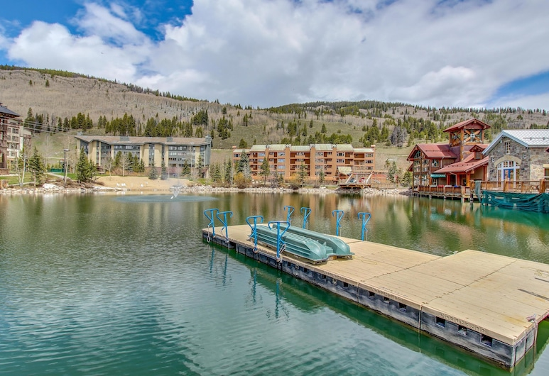Ten Mile Condos, Copper Mountain, Apartment, Multiple Beds, Mountain View (Apartment with Balcony), Lake