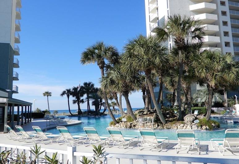 Long Beach Towers, Panama City Beach, Condo, 1 Bedroom, Hot Tub, Beach View (Long Beach Resort Tower 3-105), Outdoor Pool