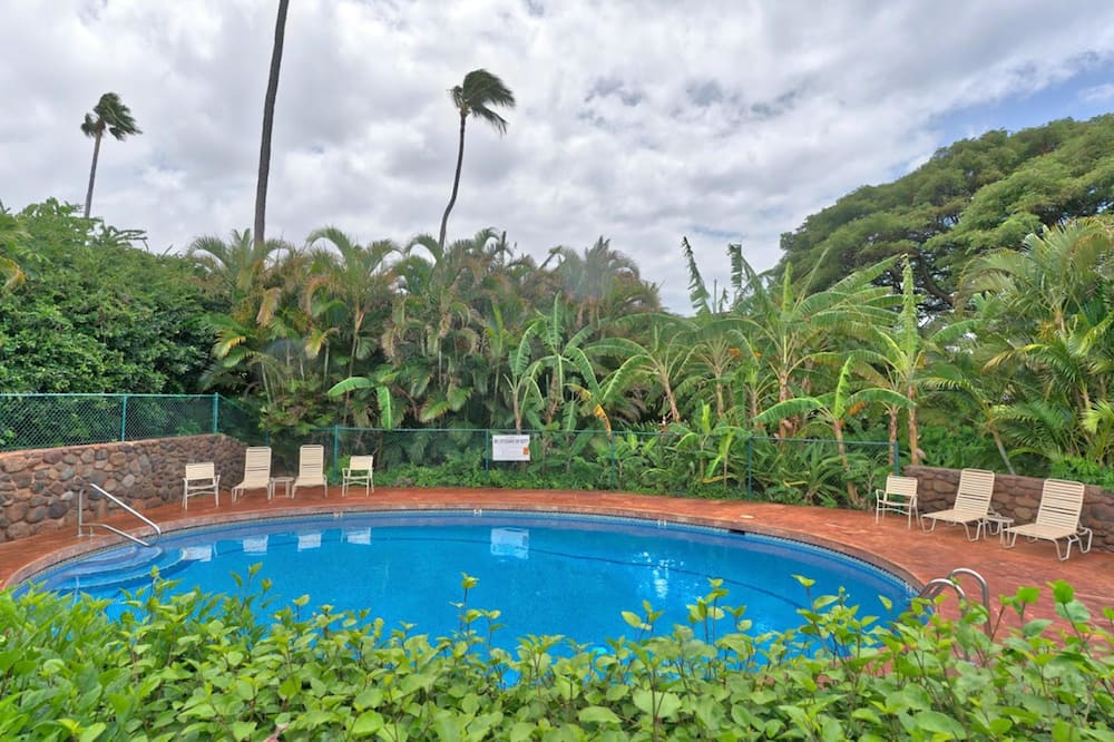 Apartment, 2 Bedrooms, Private Pool, Ocean View (Kaanapali Plantation Condominiums 55) - Outdoor Pool