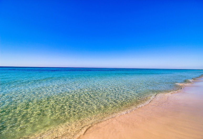 Pirates' Bay Marina, Fort Walton Beach, Studio apartman, 1 spavaća soba, privatni bazen, pogled na zaljev (Pirates Bay A309), Plaža