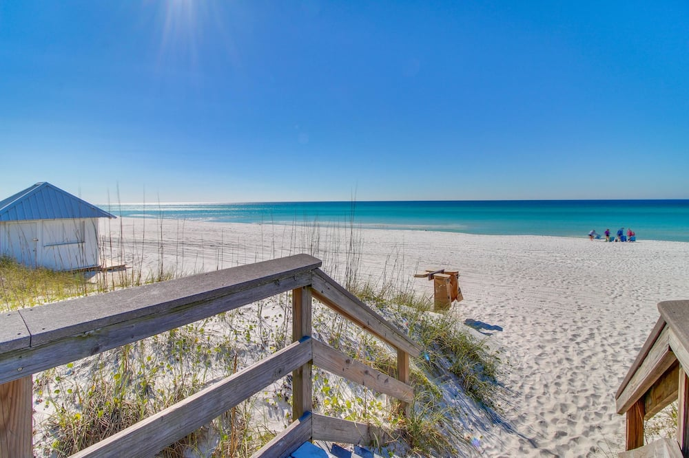 Condo, 3 Bedrooms, Private Pool, Bay View (Ariel Dunes I 0601) - Beach