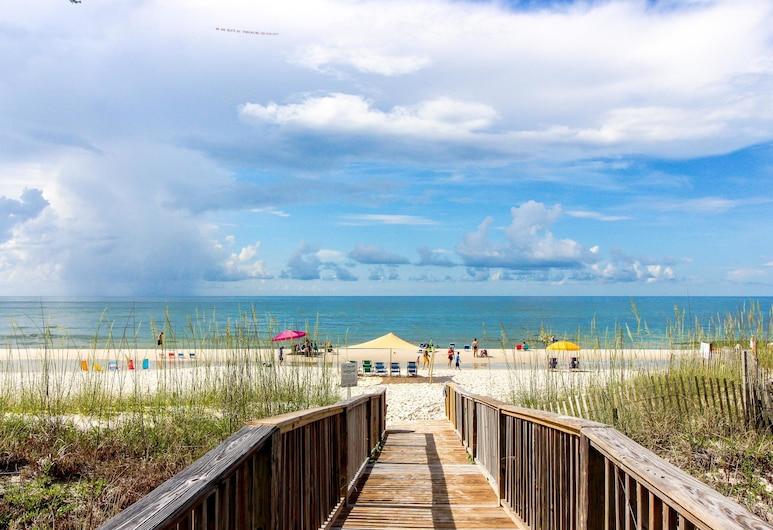 Moonraker Condos, Gulf Shores, Condo, 1 Bedroom, Private Pool, Beach View (Moonraker #2), Beach