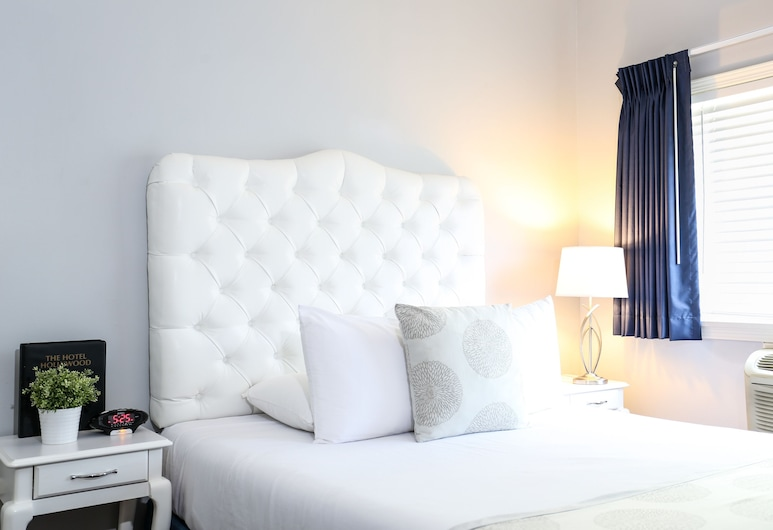 The Hotel Hollywood, Los Angeles, Superior Room, 1 Queen Bed, Guest Room