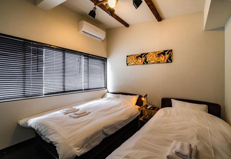阿倍野筋粹之家莊酒店, 大阪, 單棟房屋, 客房