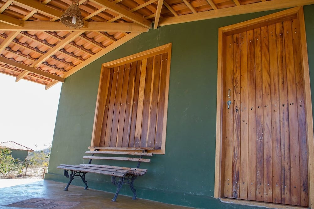 Chalet, Multiple Beds, Non Smoking, Mountain View - Balcony