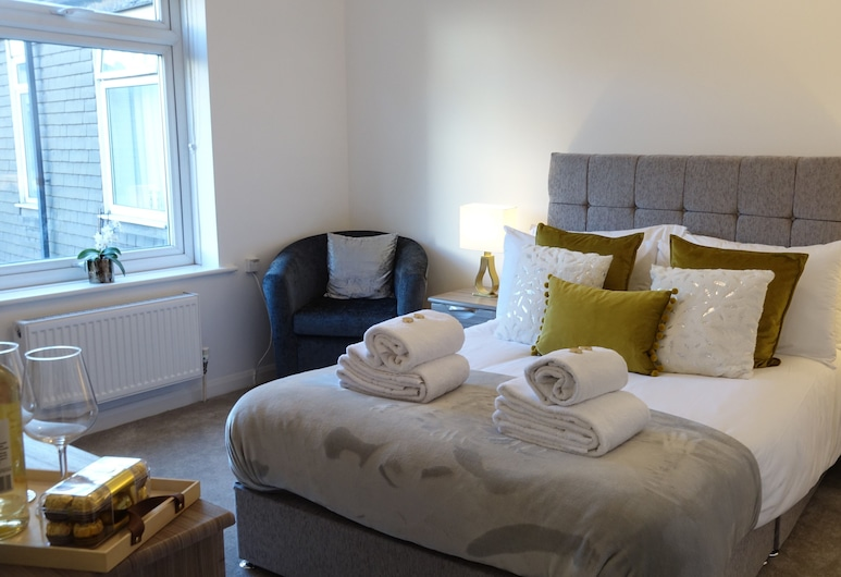 Kensington Olympia House, London, Deluxe-Apartment, Mehrere Schlafzimmer, Zimmer