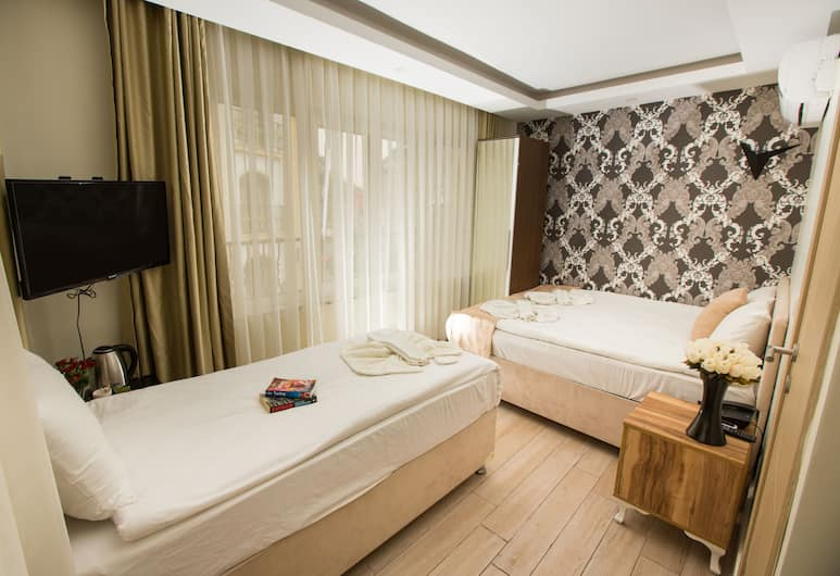 هاني هوتل, إسطنبول, غرفة عائلية, غرفة نزلاء