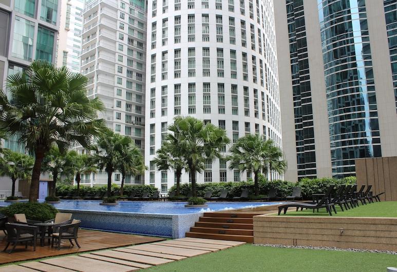ソーホー スイーツ バイ 21 センチュリー, Kuala Lumpur, 屋外プール