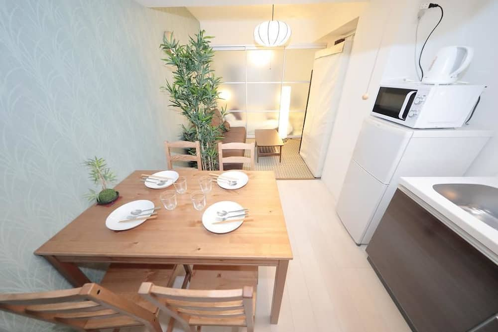 Apartment - In-Room Dining