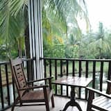 Deluxe Triple Room, Multiple Beds, Non Smoking, Lagoon View - Balcony View