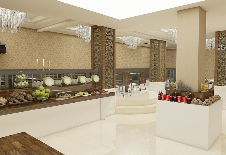 Grand Silay Hotel, Ankara, Odada Yemek Servisi
