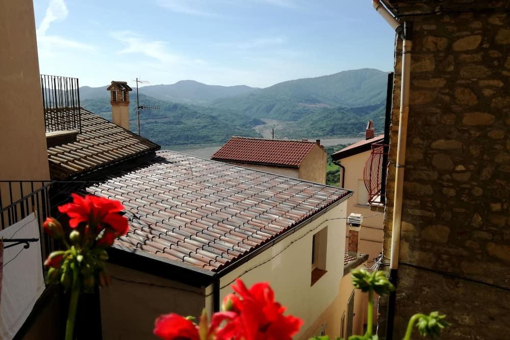 Pokoj typu Deluxe - Výhled do údolí
