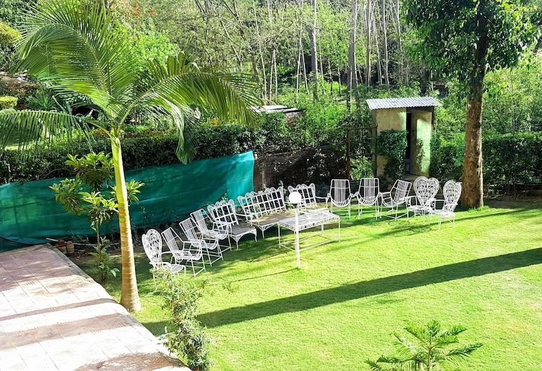 My Heaven Guest house, Islamabad, Garten
