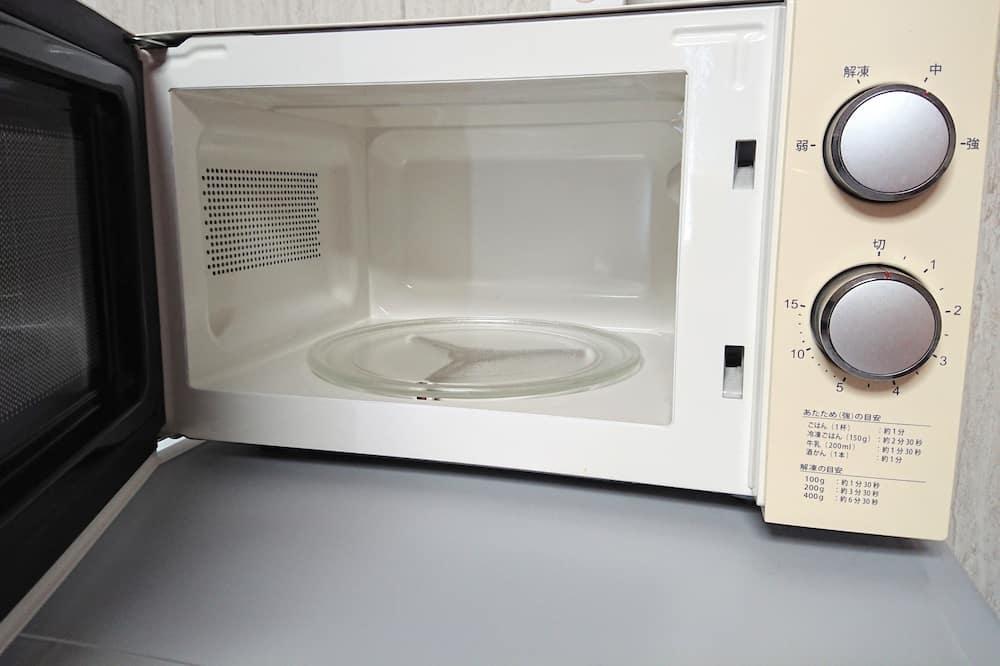 Tomannsrom, ikke-røyk, tekjøkken - Mikrobølgeovn
