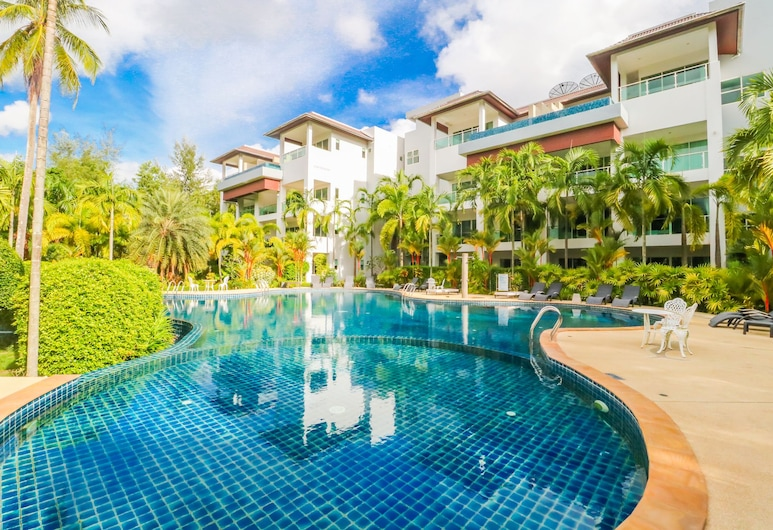 BangTao Tropical Residence, Choeng Thale, Outdoor Pool