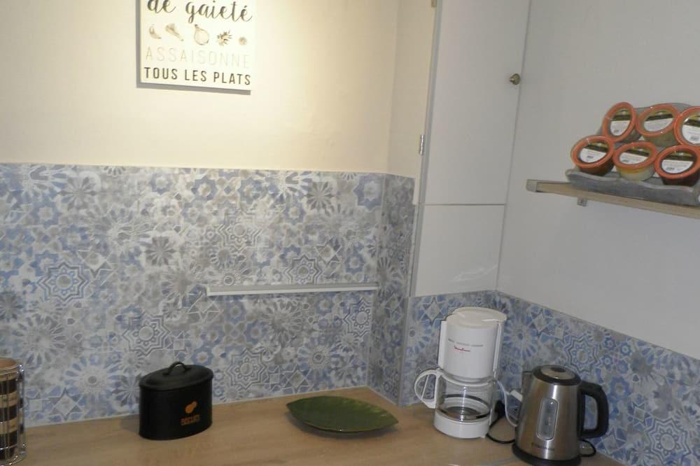 Dvojlôžková izba (Louis) - Spoločná kuchyňa