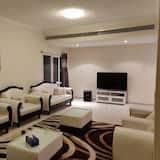 فيلا - ٥ غرف نوم - منظر للمدينة - غرفة معيشة