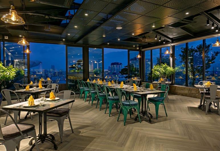 埃武拉精品飯店, 峴港, 露台