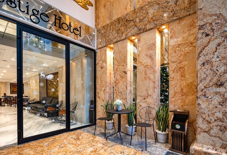 Bonsella Prestige Hotel and Spa, Hanoi, Außenbereich