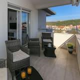 Apartament, 2 sypialnie, widok na morze (2nd Floor) - Balkon