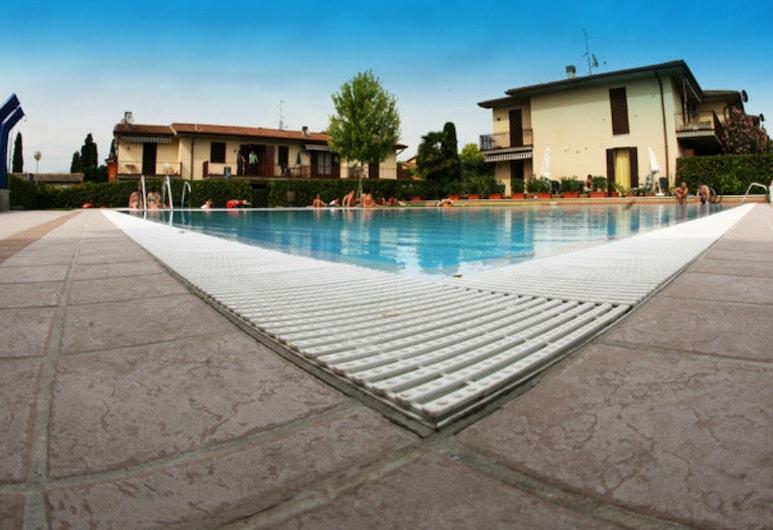 Garda del Sole, Lazise, Εξωτερική πισίνα