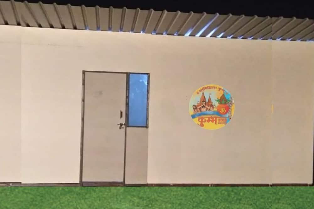 Котедж «Делюкс», 1 двоспальне ліжко, приватна ванна, з видом на курорт - Обіди в номері