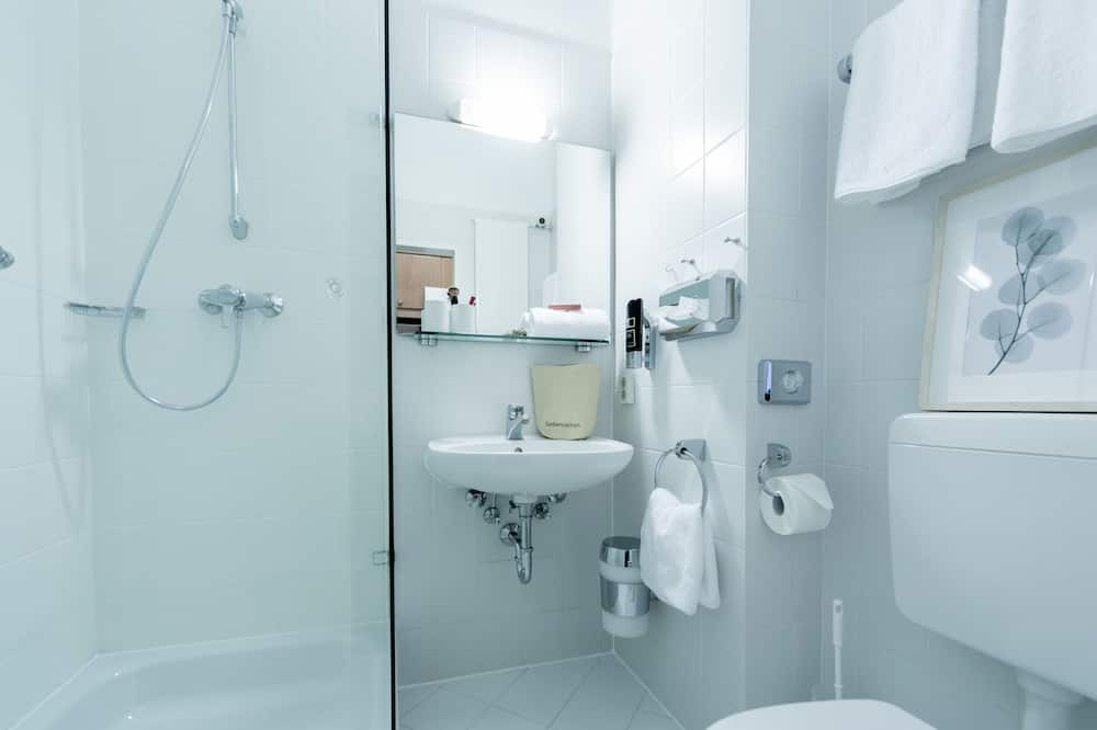 基本單人房, 1 張單人床, 非吸煙房, 城市景 - 浴室
