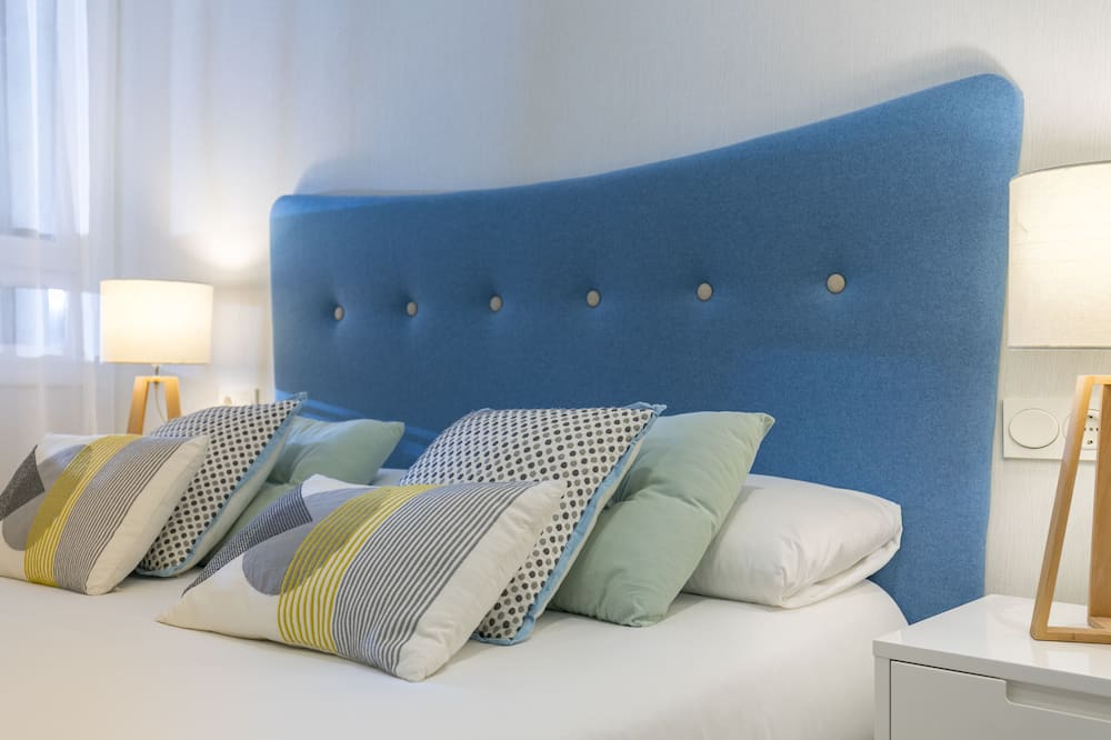 Dzīvokļnumurs, viena guļamistaba, piekļuves iespējas personām ar kustību traucējumiem - Numurs