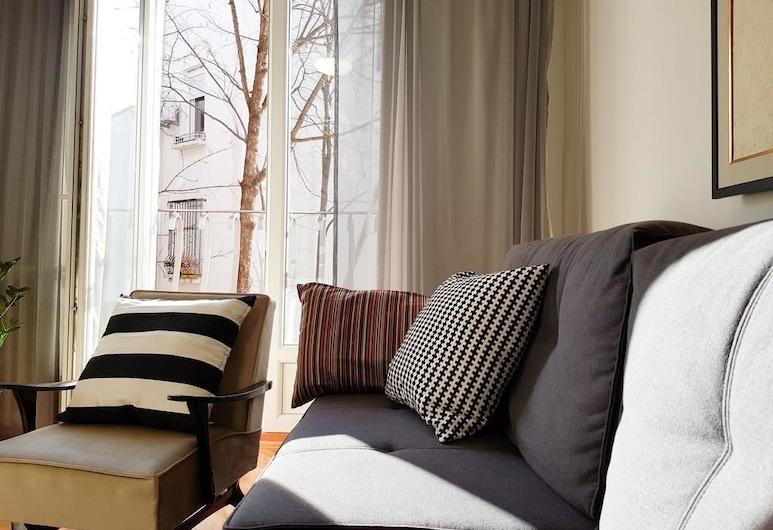 Apartment Art Galery, Belgrad, Apartment, Wohnbereich