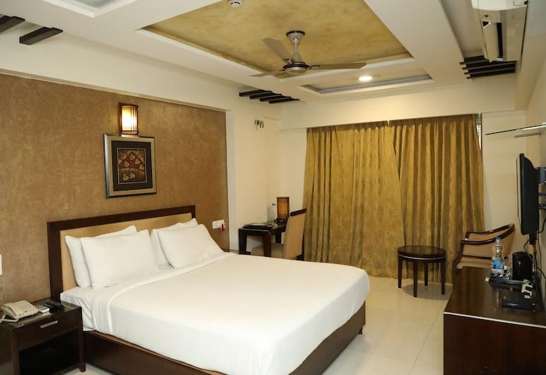 Hotel Anantha Executive Suites, Bombay, Deluxe Tek Büyük Yataklı Oda, Oda