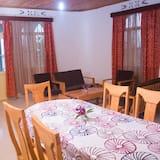 Appartement Familial, 2 grands lits, vue lac - Coin séjour