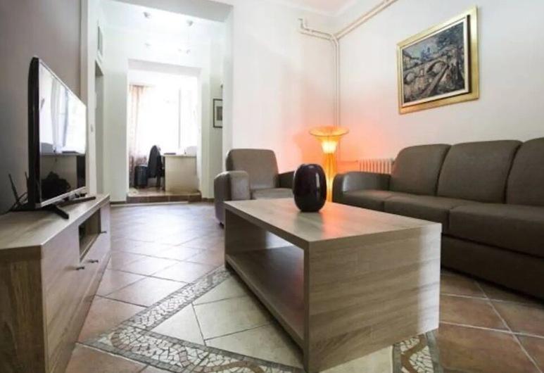 Apartment Modena, Belgrad, Apartment, 3Schlafzimmer, Wohnzimmer