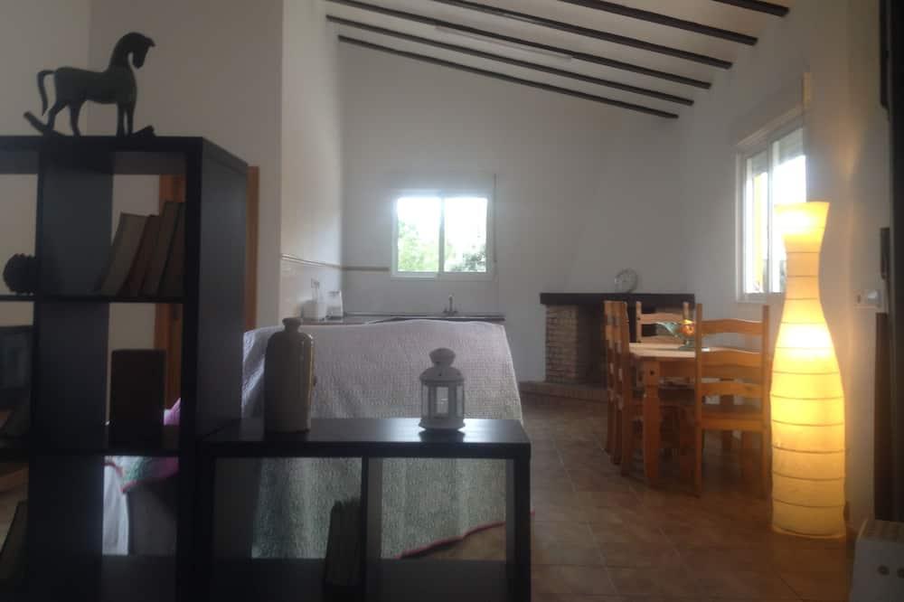 家庭開放式客房, 無障礙, 山景 - 客廳