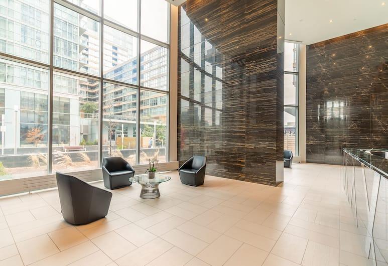Simply Comfort. Elegant Downtown Apt, Toronto, Área de estar (saguão)