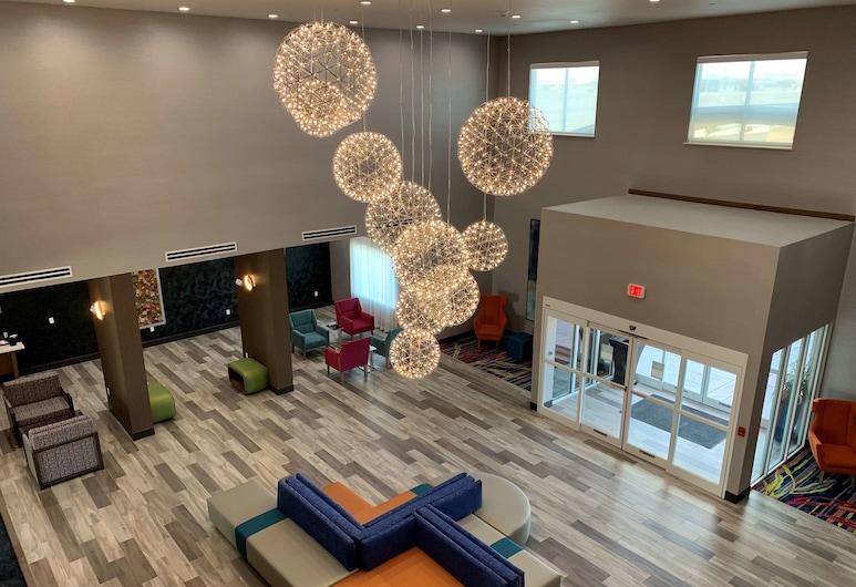 Best Western Plus Medical Center, Amarillo, Lobby
