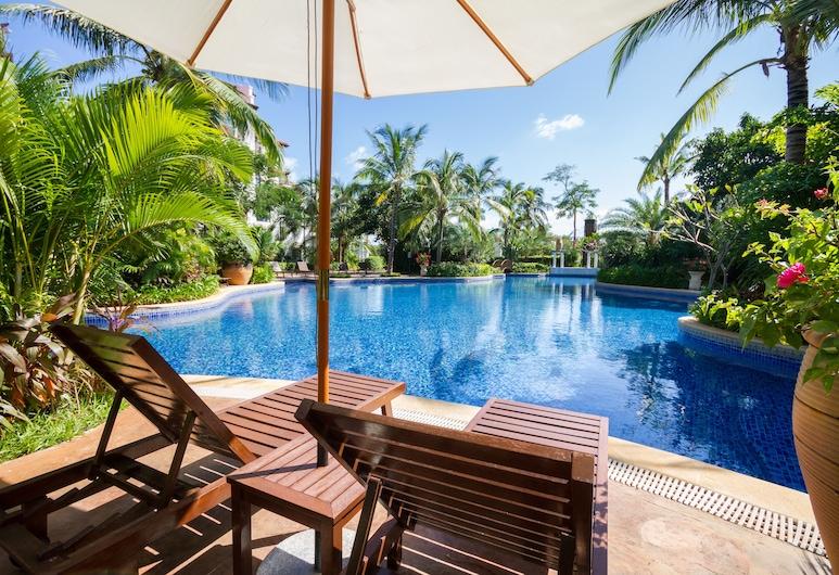 Best Western Premier International Resort Hotel Sanya, Sanya, Открытый бассейн