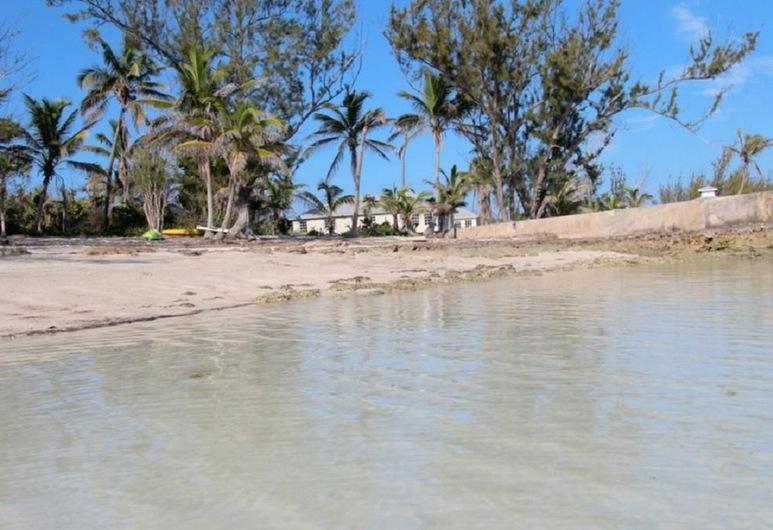 Balara Manor, Governor's Harbour, บ้านพัก, หลายเตียง (Balara Manor), ชายหาด