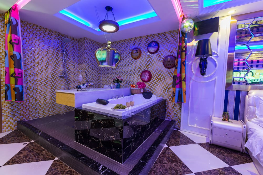 Chambre Double Élite - Salle de bain