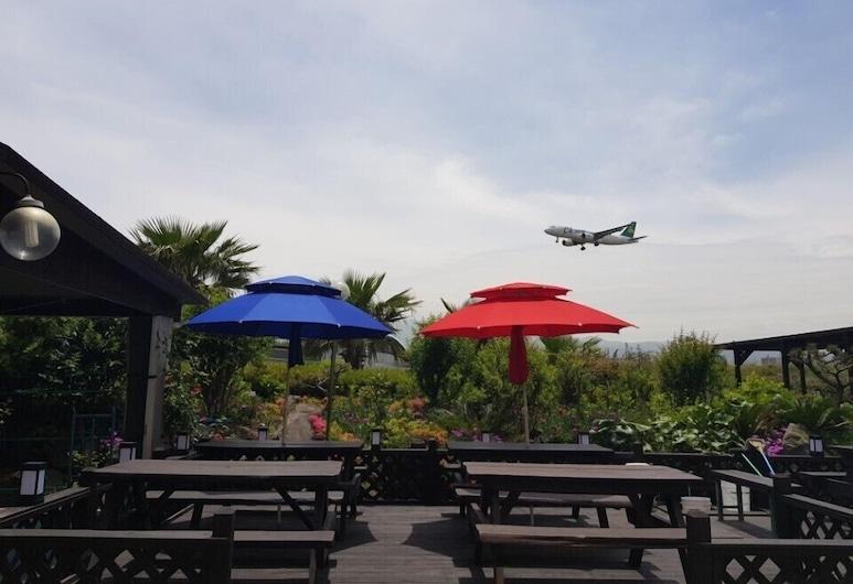 Eho Resort, Jeju City, Terraza o patio