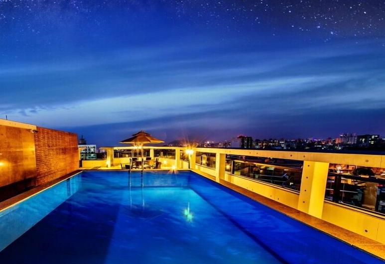 Jeju Galaxy Hotel, Jeju City, Rooftop Pool