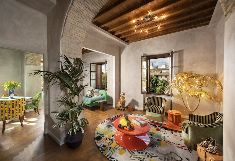 Palm Suite - Small Luxury Hotels of the World, Rome