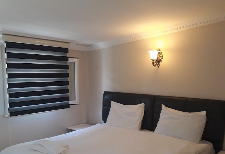 ゴヌル スルタン ホテル, イスタンブール, スタンダード ペントハウス クイーンベッド 1 台 簡易キッチン パーシャルシービュー, 部屋
