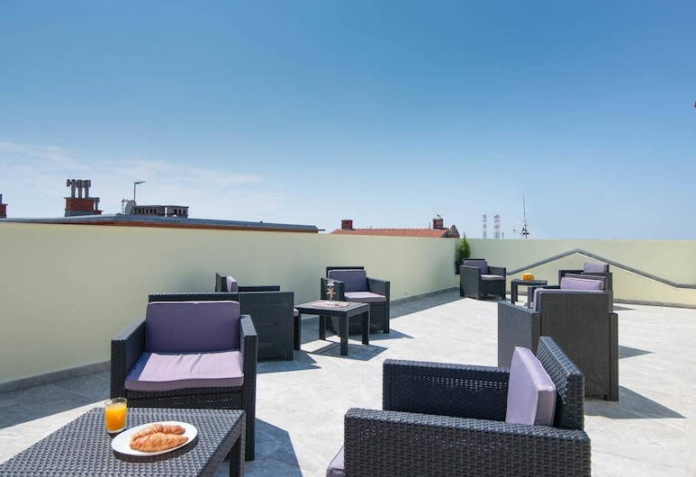 Apollo Rooms- Adults only, Pula, Balkon