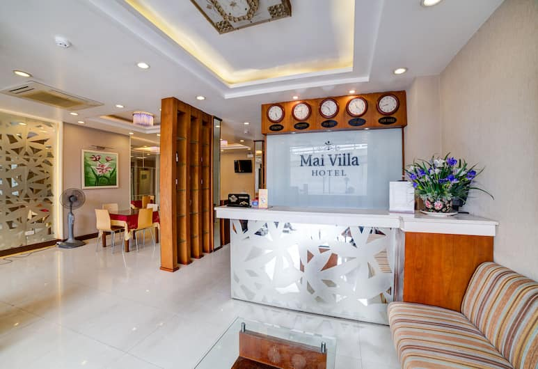 Mai Villa Hotel 6, Hanoi, Reception